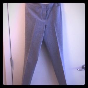 Dressy work pants with front crease. Taylor fit